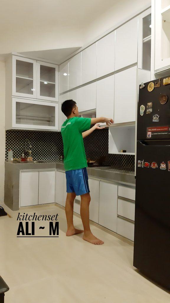 Kitchen set cinangka