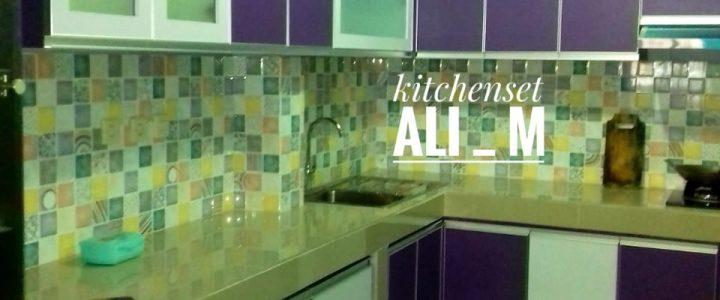 kitchen set cirendeu