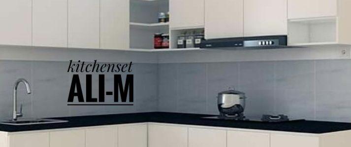 kitchen set desain depok