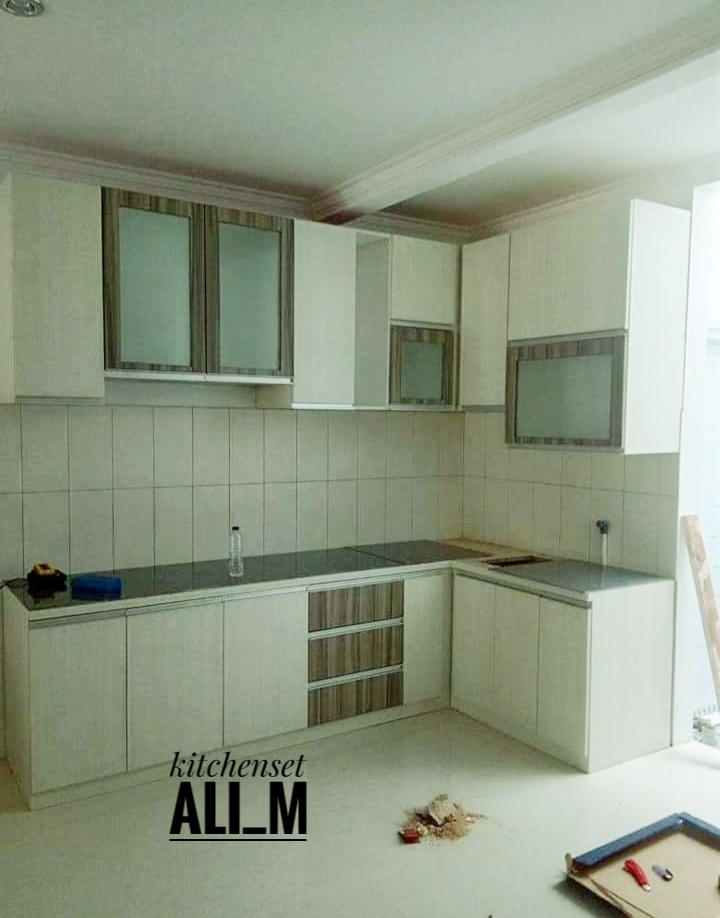 kitchen set design depok (3)