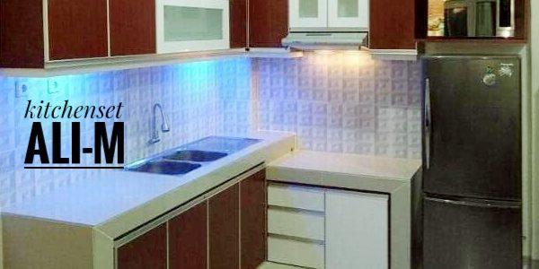 kitchen set kota depok