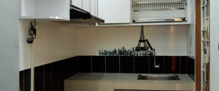 kitchen set minimalis terbaru