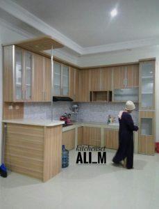 kitchen set murah