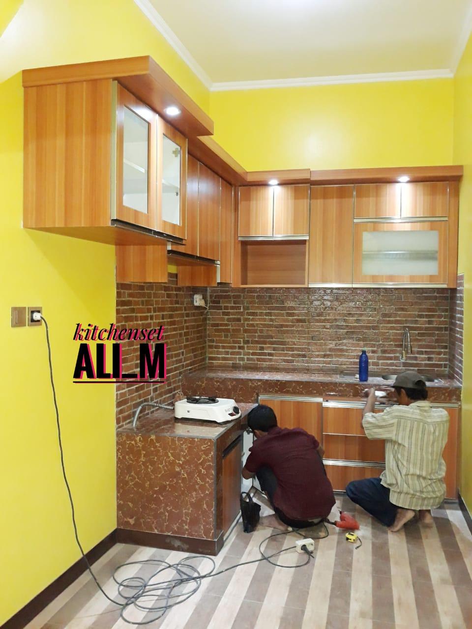 Kitchen Set Depok Murah Kitchen Set Minimalis Depok