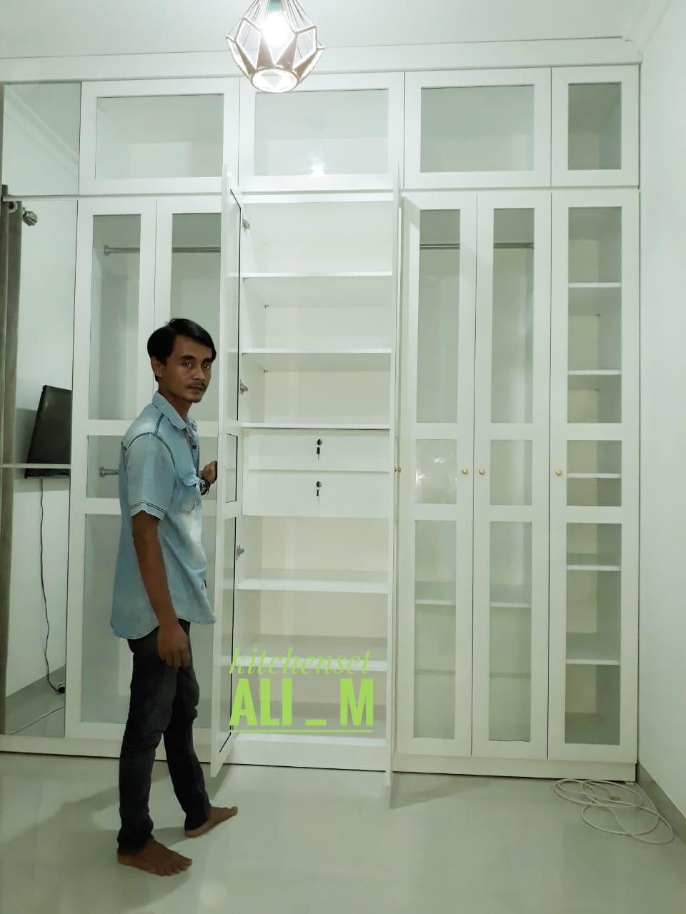 pembuatan lemari bintaro